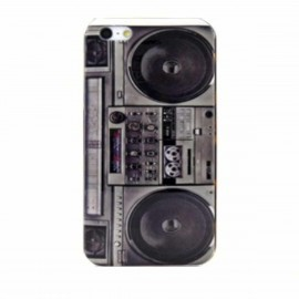 Retro radio case iPhone 5
