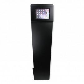 Tablet Bodenständer Securo Kiosk iPad Pro 9.7 Inch schwarz