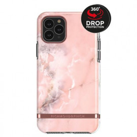 Richmond & Finch Freedom Series Apple iPhone 11 Pink Marble/Rose Gold