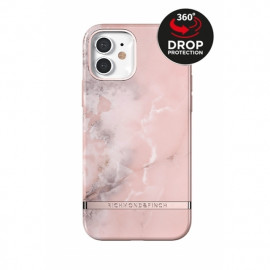 Richmond & Finch Freedom Series iPhone 12 / iPhone 12 Pro Pink Marble