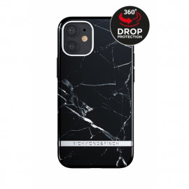 Richmond & Finch Freedom Series iPhone 12 Mini Black Marble