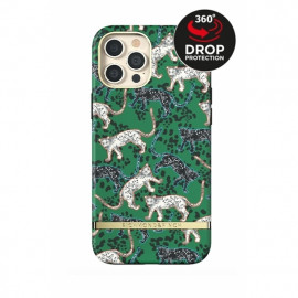 Richmond & Finch Freedom Series iPhone 12 Pro Max Green Leopard