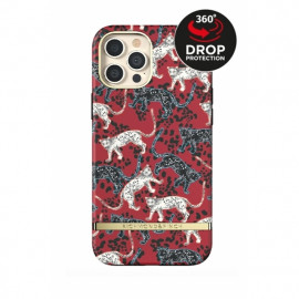 Richmond & Finch Freedom Serie iPhone 12 Pro Max Red Leopard