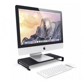 Satechi Aluminum Ständer iMac und Macbook schwarz