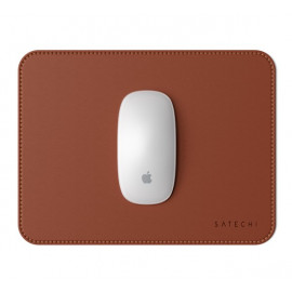 Satechi Eco Leather Mouse Pad Braun