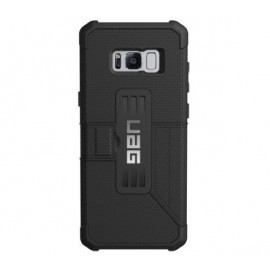 Urban Armor Gear Hard Case Samsung Galaxy S8 Plus Metropolis schwarz