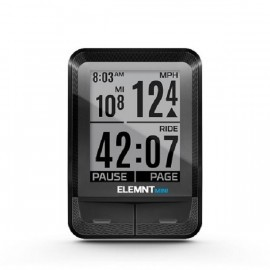 Wahoo Fitness ELEMNT MINI Fahrradcomputer + RPM Speed