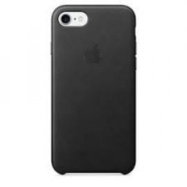 Apple iPhone 7 / 8 Lederhülle schwarz