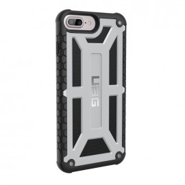 Urban Armor Gear Case iPhone 8/7/6S Plus Monarch silber