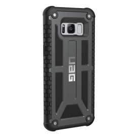 Urban Armor Gear Hard Case Galaxy S8 Monarch schwarz
