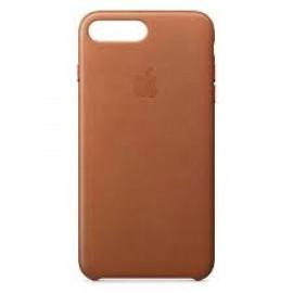 Apple iPhone 7 / 8 Plus Lederhülle braun