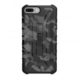 UAG Pathfinder Midnight Hardcase iPhone 6/6S/7/8 Plus schwarz