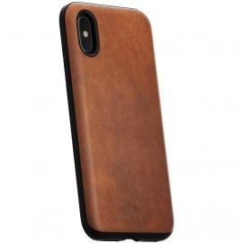 Nomad Rugged Case iPhone X / XS braun