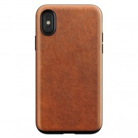 Nomad Rugged Case iPhone X / XS braun