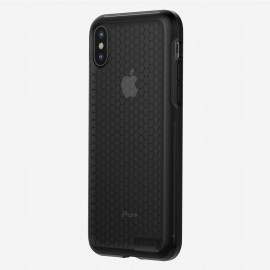 Nomad Hexagon Case iPhone X / XS schwarz