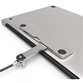 Maclocks Blade Universalsicherung Macbook & Tablet + Kabel silber