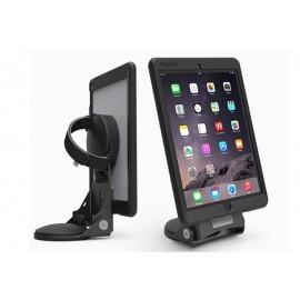 Maclocks Dock Tabletständer mit Handgriff schwarz