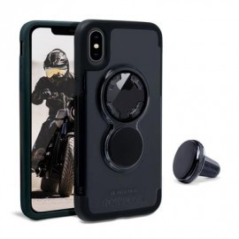 Rokform Crystal Case iPhone X schwarz