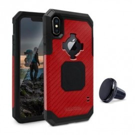 Rokform Rugged Case iPhone X rot