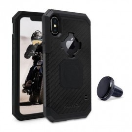 Rokform Rugged Case iPhone X / XS schwarz
