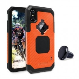 Rokform Rugged Case iPhone X orange