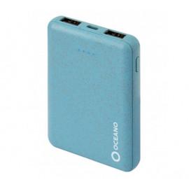 SBS eco-friendly powerbank 5,000 mAh blau