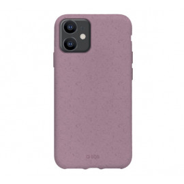 SBS Eco Cover 100% kompostierbare iPhone 12 / iPhone 12 Pro Hülle rosé