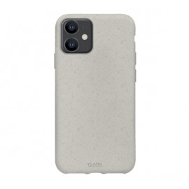 SBS Eco Cover 100% kompostierbare iPhone 12 / iPhone 12 Pro Hülle weiß