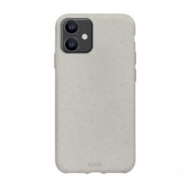 SBS Eco Cover 100% kompostierbare iPhone 12 Mini Hülle weiß