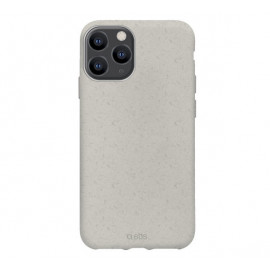 SBS Eco Cover 100% kompostierbare iPhone 12 Pro Max Hülle weiß