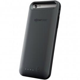 Boompods Powercase 3100mAh iPhone 6 / 6S grau