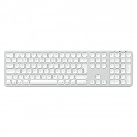 Satechi Aluminium kabellose Tastatur Silber (wireless)