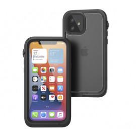 Catalyst wasserdichte Schutzhülle iPhone 12 Schwarz