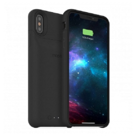 Mophie Juice Pack Access iPhone XS Max schwarz