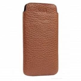 Sena UltraSlim Pouch Leder iPhone 5(S)/SE braun