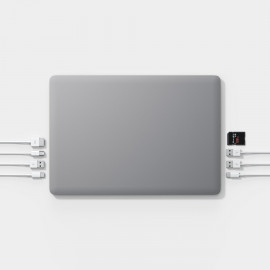 "Linedock 13"" + 20000mAh + 1 TB SSD space gray"