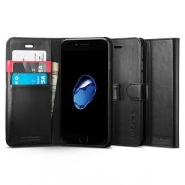 Spigen Wallet S iPhone 7 / 8 schwarz