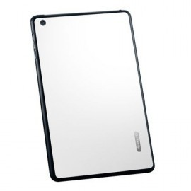 Spigen Skin Guard Leather iPad Mini 1/2/3 weiß