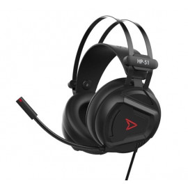 Steelplay Kabel Headset 5.1 Virtual Sound HP51 Schwarz
