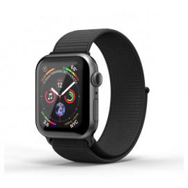 SuperDry Nylon Armband Apple Watch 42 / 44mm schwarz