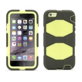 Griffin Survivor Hardcase iPhone 6(S) Plus groen