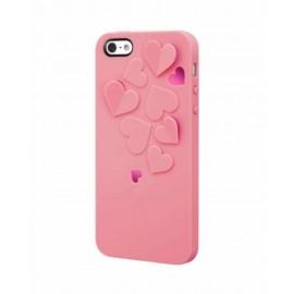 SwitchEasy Kirigami sweet love roze iPhone 5