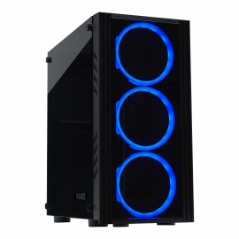 Fourze T155 Micro ATX LED PC Case