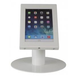 Tablet tafelstandaard Silver iPad en Galaxy Tab grijs