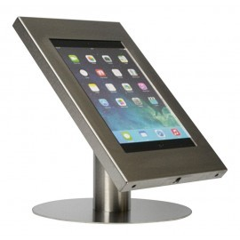 Tablet Table Stand iPad en Galaxy Tab silber