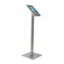 Tablet Bodenständer Securo Tablet 12 - 13 Zoll Edelstahl