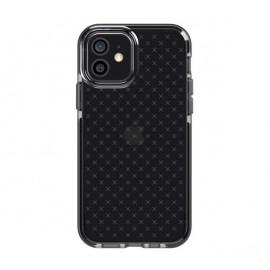 Tech21 Evo Check iPhone 12 Mini Schutzhülle Smokey Black