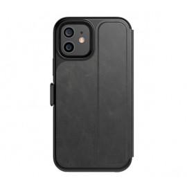 Tech21 Evo Wallet Case iPhone 12 / iPhone 12 Pro Schwarz