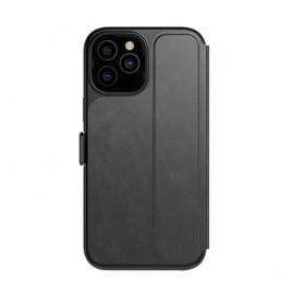 Tech21 Evo Wallet Case iPhone 12 Pro Max Schwarz