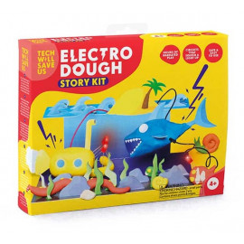 Techwillsaveus Electro Dough Story Kit